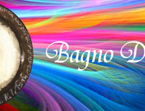 9 Maggio  – Bagno di Gong