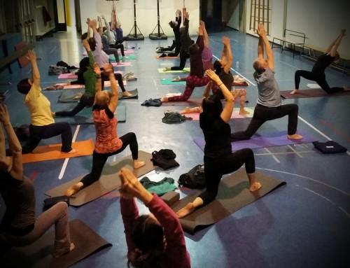 Corsi Hatha Yoga  2019 -2020