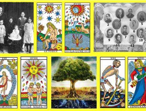 Corso Psicogenealogia e Tarologia