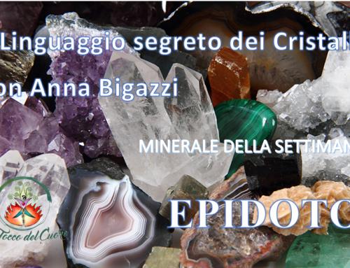 Il Linguaggio Segreto dei Cristalli: L'EPIDOTO